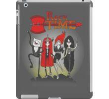 Rock Time iPad Case/Skin