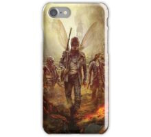 Mutant: Year Zero - Poster 11 iPhone Case/Skin