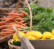 Farmer's market mania.. by karink57
