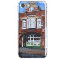 Hull, The Swan iPhone Case/Skin