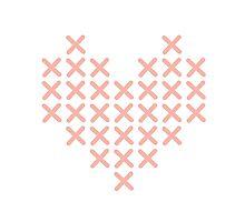Cross my heart by ME Design Studio