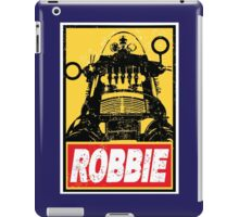 OBEY ROBBIE THE ROBOT  iPad Case/Skin