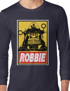 OBEY ROBBIE THE ROBOT  Long Sleeve T-Shirt
