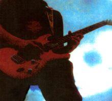 Guitar Hero Sticker