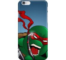 Raphael snikt! iPhone Case/Skin