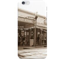0314 Maldon Streetscape iPhone Case/Skin
