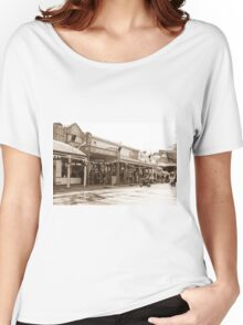 0314 Maldon Streetscape Women's Relaxed Fit T-Shirt