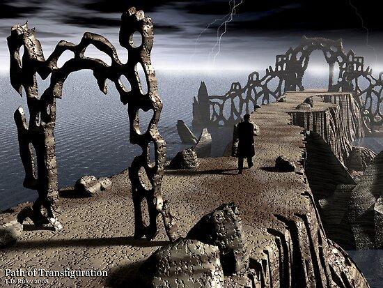 Path of Transfiguration by Dreamscenery
