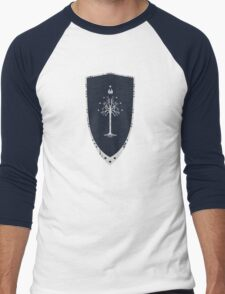 Lord Of The Rings - Gondor Shield Men's Baseball ¾ T-Shirt