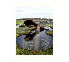 wreck bay - great ocean road, victoria, australia Art Print