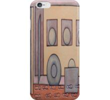LEFT YOU AT THE BUS STOP iPhone Case/Skin