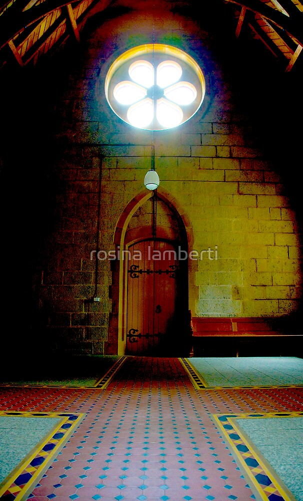 All Saints Church, Bodalla by Rosina  Lamberti