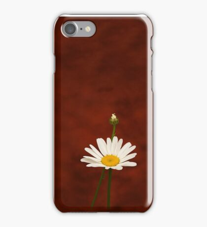 Simply Daisy iPhone iPhone Case/Skin