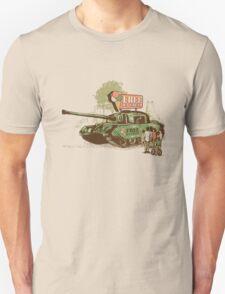 tired of war Unisex T-Shirt