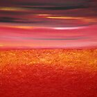 Sunset after Storm  by Sarah Donoghue