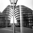 City Reflections by John Violet
