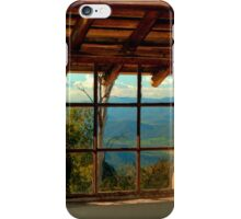 Through the Window iPhone Case/Skin