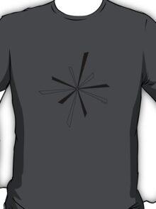 Seko designs 7 Back In Black T-Shirt