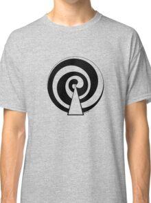 Mandala 9 Back In Black Classic T-Shirt