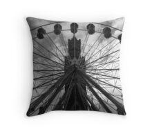 Ferris Throw Pillow