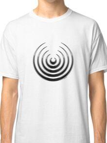 Mandala 8 Back In Black Classic T-Shirt