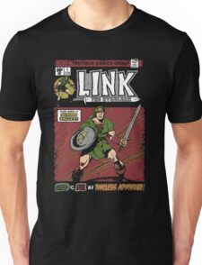 Link the Hyrulean (Comic) Unisex T-Shirt