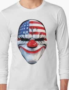 Dallas - Payday 2 Long Sleeve T-Shirt