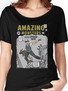 Amazing Monsters Women's Relaxed Fit T-Shirt