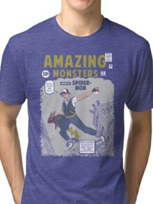 Amazing Monsters Tri-blend T-Shirt