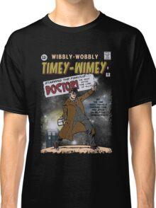 Timey-Wimey Classic T-Shirt