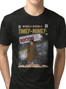 Timey-Wimey Tri-blend T-Shirt