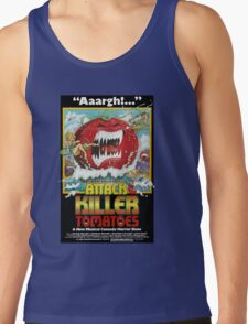 Attack Of The Killer Tomatoes Tank Top
