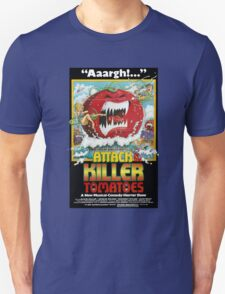 Attack Of The Killer Tomatoes Unisex T-Shirt