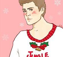 Jingle Dean  by frecklepies