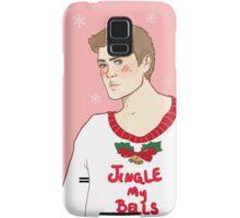 Jingle Dean  Samsung Galaxy Case/Skin
