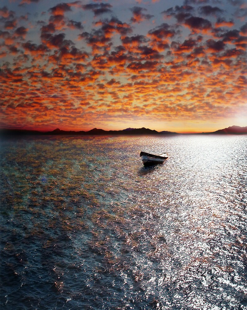 Drift Away by PhotoDream Art
