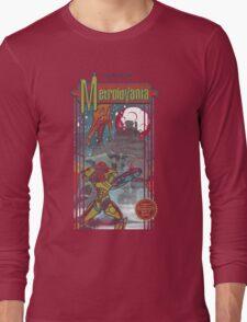 Metroidvania Long Sleeve T-Shirt
