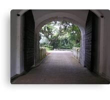 Fort Canning - Singapore Canvas Print