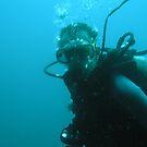 Scuba Diver by MuscularTeeth