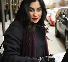 Lauren Jauregui Winter by foreverbands