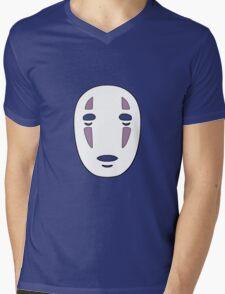 Kaonashi (No-Face) Mens V-Neck T-Shirt