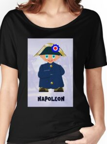 """Napoleon No 17 in the """"Toon Boy"""" series  Women's Relaxed Fit T-Shirt"""