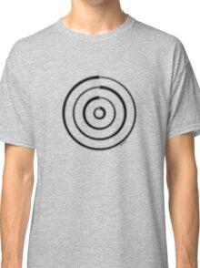 Mandala 27 Back In Black Classic T-Shirt