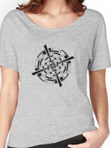 Mandala 26 Back In Black Women's Relaxed Fit T-Shirt