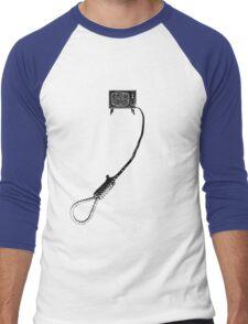 Reality TV2 (Remote Control Life) Men's Baseball ¾ T-Shirt