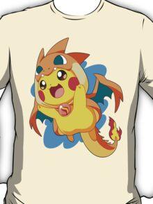 Cute Pikachu - Pokemon T-Shirt