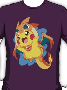 Cute Pikachu - Pokemon T-Shirt