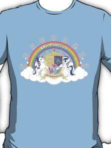 UK Ponycon ~ 10th Anniversary 2013 T-Shirt