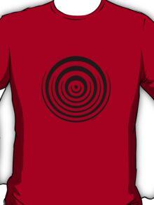 Mandala 16 Back In Black T-Shirt