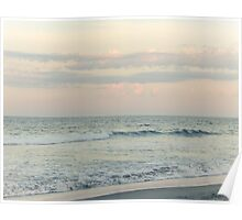 The Ocean Calls Poster